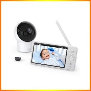 Video Baby Monitor, Eufy Security, Video Baby Monitor<br />