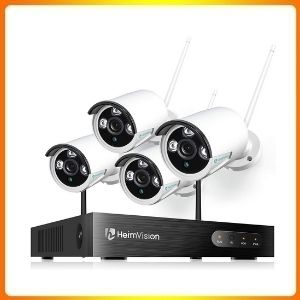 Heimvision HM241 1080P Wireless Security Camera System