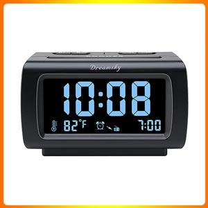 DreamSky Alarm Clock Radio