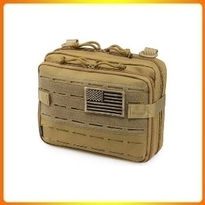 WYNEX Tactical Tri-fold IFAK Pouch