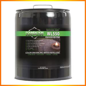 Armor WL550 Matte Wet Look Enhancer Sealer