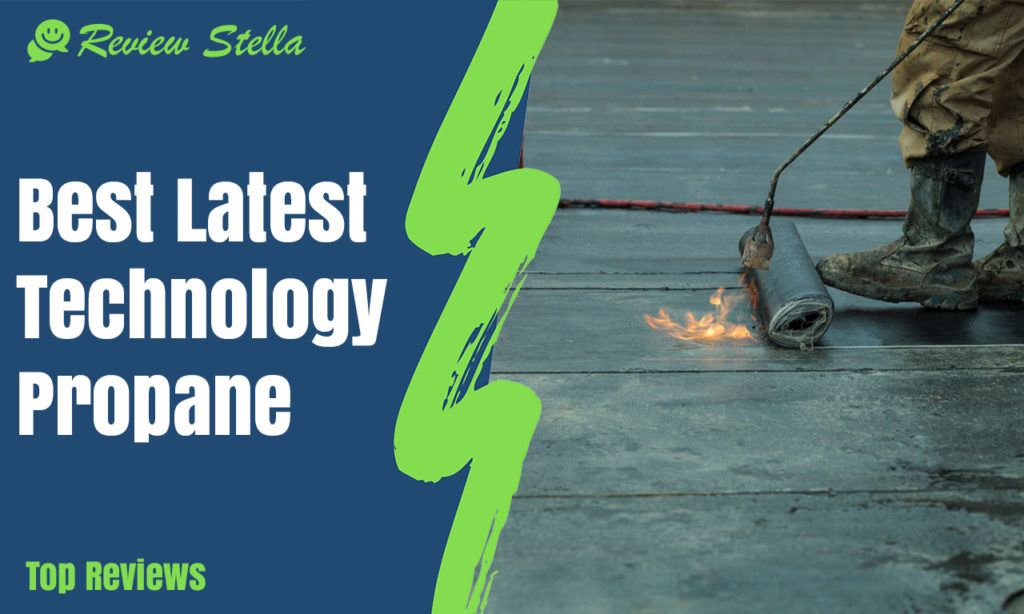Best Latest Technology Propane Torch