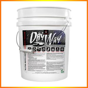 DryWay Water Repellent Concrete