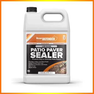 Low Gloss Patio Paver Sealer