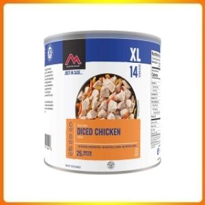 Mountain House Cooked Diced Chicken