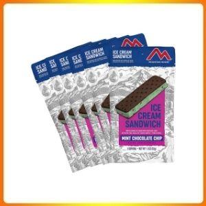 Mountain House Mint Chocolate Chip Ice Cream