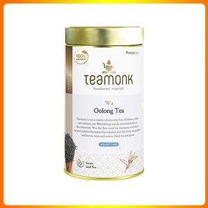 TeamonkWa Premium High Mountain Oolong Tea Loose Leaf